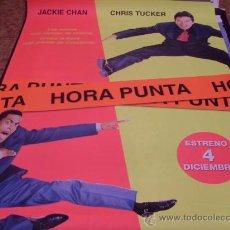 Cine: HORA PUNTA (JACKIE CHAN) GRAN FORMATO. Lote 23331692