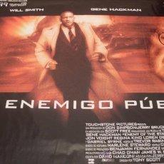 Cine: ENEMIGO PUBLICO (GENE HACKMAN) GRAN FORMATO. Lote 27554335