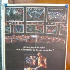 Cine: JUEGOS DE GUERRA, MATTHEW BRODERICK, AÑO 1983. Lote 20108995