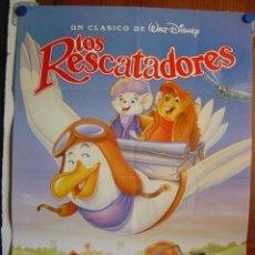 Cine: LOS RESCATADORES - WALT DISNEY. Lote 20122710