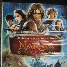 Cinéma: POSTER-LAS CRÓNICAS DE NARNIA-EL PRINCIPE CASPIAN-ORIGINAL DISNEY-ESPLENDIDA ILUSTRACIÓN. Lote 26806256