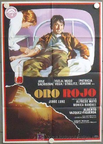Image result for oro rojo movie
