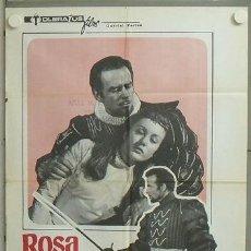 Cine: MV55 ROSA DE LIMA MARIA MAHOR FRANK LATIMORE POSTER ORIGINAL 70X100 ESPAÑOL. Lote 20556318