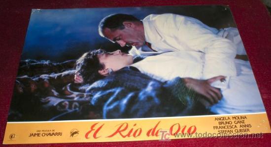 EL RIO DE ORO - AFICHE ORIGINAL CINE (Cine - Posters y Carteles - Aventura)