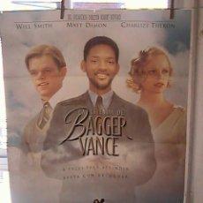 Cine: LA LEYENDA DE BAGGER VANCE, CARTEL DE CINE ORIGINAL 70X100 APROX (14). Lote 21217944