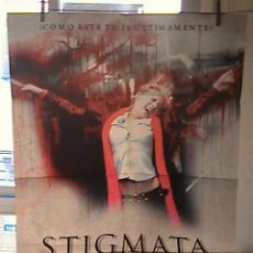 Cine: STIGMATA, CARTEL DE CINE ORIGINAL 70X100 APROX (15). Lote 21218509