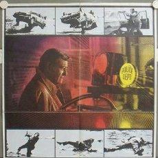 Kino - MY76 MCQ JOHN WAYNE POSTER ORIGINAL 70X100 ESTRENO - 21849142