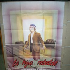 Cine: LA HIJA REBELDE ANA TORRENT POSTER ORIGINAL 70X100 . Lote 21945956