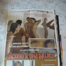 Cine: ACOSO A UNA MUJER - MARIANNE BASLER. Lote 22366613