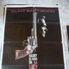 Cine: HARRY EL SUCIO EN LA LISTA NEGRA - CLINT EASTWOOD. Lote 277111408
