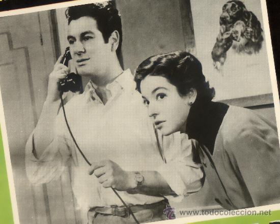 Cine: ONCE PARES DE BOTAS 1954 FUTBOL JOSE SUAREZ (ESPECTACULAR LOBBY CARD ORIGINAL) - Foto 3 - 26148125