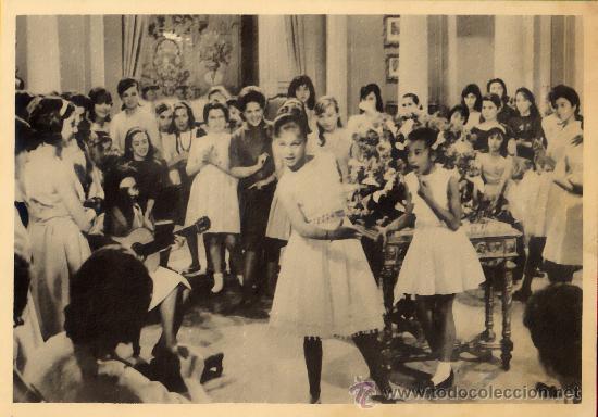 Cine: TOMBOLA (LOS ENREDOS DE MARISOL) 1962 (LOBBY CARD ORIGINAL) - Foto 2 - 24864106