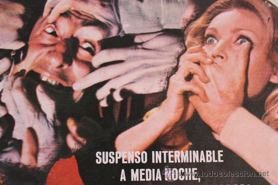 Cine: LA ORGIA NOCTURNA DE LOS VAMPIROS 1973 (LOBBY CARD ORIGINAL) TERROR ESPAÑOL VAMPIROS - Foto 3 - 26148119