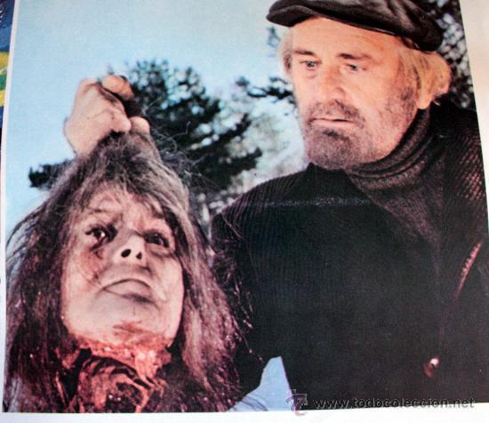 Cine: DR. JEKYLL Y EL HOMBRE LOBO 1972(ESPECTACULAR LOBBY CARD ORIGINAL) TERROR DE CULTO PAUL NASCHY - Foto 2 - 26148134
