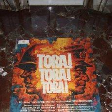Cine: CARTEL TORA TORA TORA 1971, MAC . Lote 22978740