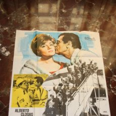 Cine: CARTEL OPERACION PLUS ULTRA 1966 ALBERTO CLOSAS JANO. Lote 22981436
