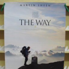 Cine: THE WAY. Lote 253307540