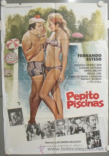 Ni92 pepito piscinas fernando esteso susana est comprar for Pepito piscina