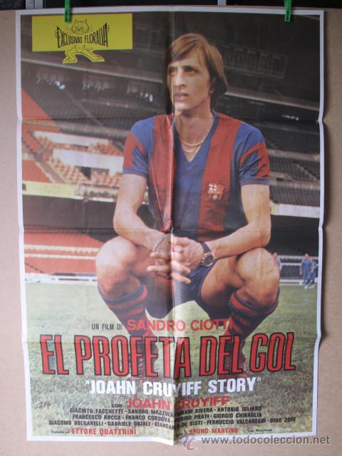 EL PROFETA DEL GOL (Cine - Posters y Carteles - Deportes)