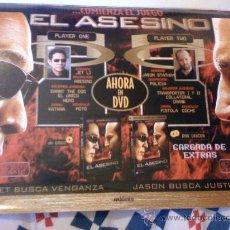 Cine: 'EL ASESINO', CON JET LI Y JASON STATHAM. PÓSTER DE REVISTA.. Lote 24322973