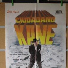 Cine: CIUDADANO KANE ESTRENO EN ESPAÑA. Lote 56181407