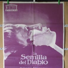 Cine: LA SEMILLA DEL DIABLO. Lote 26619369