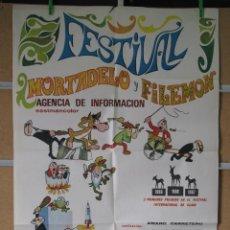 Cinema: FESTIVAL MORTADELO Y FILEMON. Lote 47986492