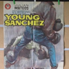 Cine: YOUNG SANCHEZ. Lote 36942226