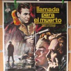 Cine: LLAMADA PARA EL MUERTO. Lote 48135510