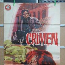 Cine: CRIMEN. Lote 48113750