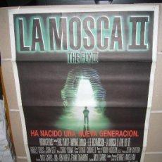 Cine: LA MOSCA II POSTER ORIGINAL ESTRENO 70X100 Q. Lote 24862791