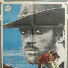 Cinéma: NR80 COMO LOBOS SEDIENTOS GARY HUDSON SPAGHETTI POSTER ORIGINAL 70X100 ESTRENO. Lote 266173088