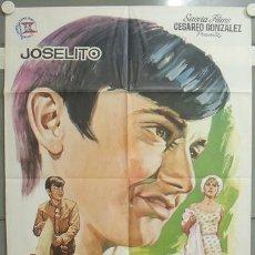 Cine: NS11 EL FALSO HEREDERO JOSELITO JANO POSTER ORIGINAL 70X100 ESTRENO. Lote 25122476