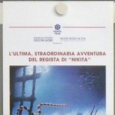 Cine: NX17 ATLANTIS LUC BESSON POSTER ORIGINAL ITALIANO 33X70. Lote 25931780