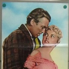Cine: XV90D COLORADO JIM JAMES STEWART ANTHONY MANN POSTER ORIGINAL ITALIANO 47X68. Lote 25951503