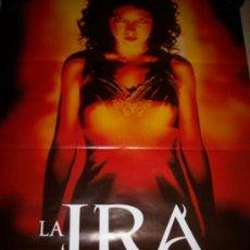 Cine: POSTER DE LA IRA - CARRIE 2 - TERROR - 50 X 70 APROXIMADO. Lote 26168611