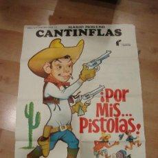 Cine: POR MIS PISTOLAS DE CANTIFLAS 1979. Lote 27727752