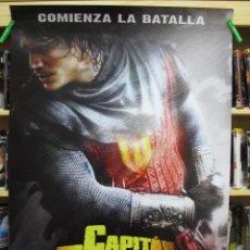 Cine: CAPITAN TRUENO Y EL SANTO GRIAL. Lote 105982332