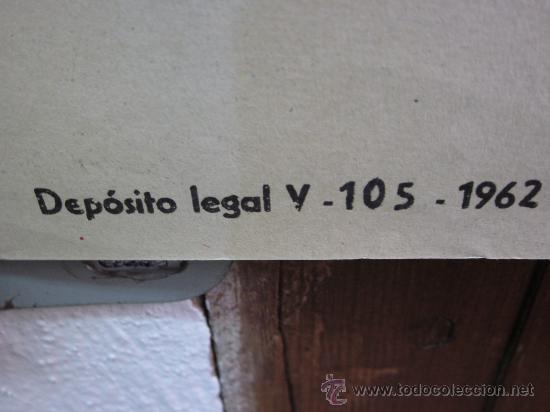 Cine: TRES FUGITIVOS - ANTONIO AGUILAR - PIPORRO - SARA GARCIA - 1962. MONTALBAN - Foto 5 - 27231313