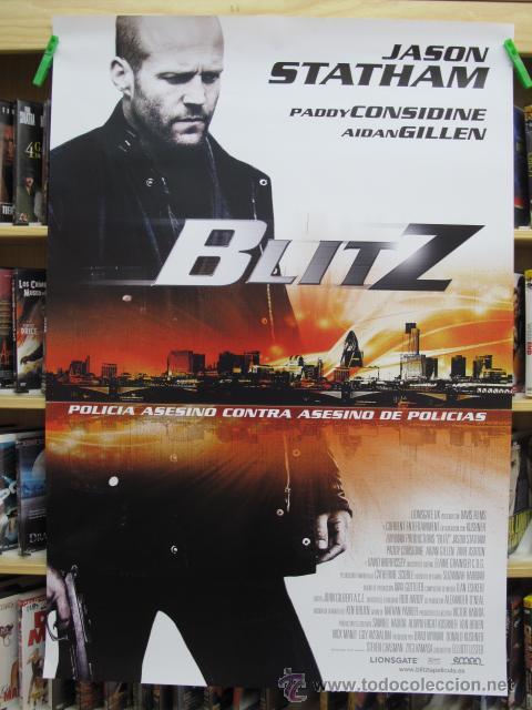 BLITZ (Cine - Posters y Carteles - Aventura)