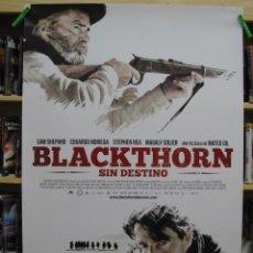 Cine: BLACKTHORN SIN DESTINO. Lote 289442808