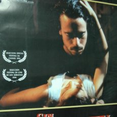 Cinéma: SIN COMPASION - POSTER CARTEL ORIGINAL FRANCISCO J. LOMBARDI DIEGO BERTIE ADRIANA DAVILA DOSTOIEVSKI. Lote 27609330