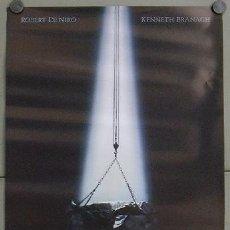 Cine: E600 FRANKENSTEIN KENNETH BRANNAGH ROBERT DE NIRO POSTER 50X70. Lote 127452042