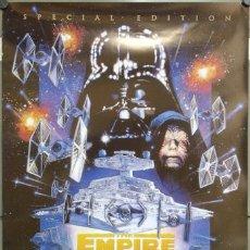 Cine: E615 EL IMPERIO CONTRAATACA EDICION ESPECIAL STAR WARS LOTE DE 20 POSTERS 70X100 . Lote 130694006