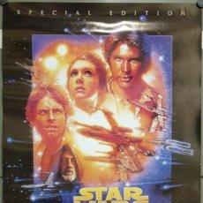 Cine: E617 LA GUERRA DE LAS GALAXIAS EDICION ESPECIAL STAR WARS LOTE DE 20 POSTERS 70X100 . Lote 27797518