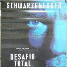 Cine: E628 DESAFIO TOTAL ARNOLD SCHWARZENEGGER POSTER 70X100. Lote 115622071