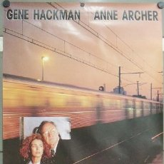 Cine: E930 TESTIGO ACCIDENTAL ANNE ARCHER GENE HACKMAN POSTER ORIGINAL 70X100 ESTRENO. Lote 27871090