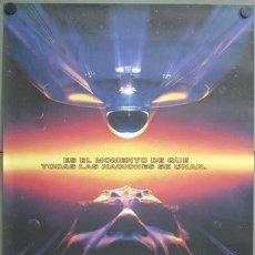 Cine: E1335 STAR TREK 6 AQUEL PAIS DESCONOCIDO SHATNER NIMOY POSTER ORIGINAL ESTRENO 70X100. Lote 206818310