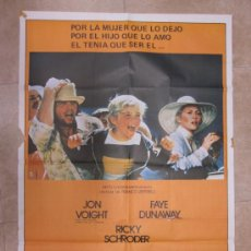 Cine: CAMPEON, JON VOIGHT, FAYE DUNAWAY, RICKY SCHRODER - AÑO 1979. Lote 28229119