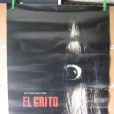 Cinema: EL GRITO. Lote 29011107